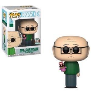 🆕 FUNKO Pop! Mr. Garrison (South Park) #18